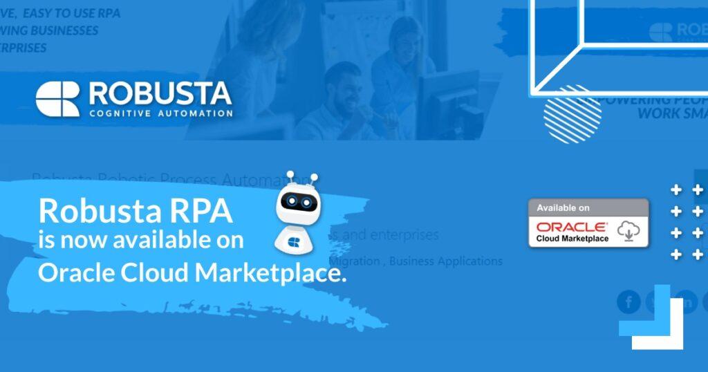 robusta oracle marketplace